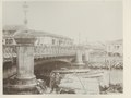 KITLV - 50205 - Lambert & Co., G.R. - Singapore - Reid Bridge in Singapore - circa 1900.tif