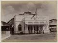KITLV 53181 - Kassian Céphas - Toegoe railway station in Yogyakarta - Around 1890.tif