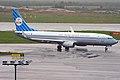 KLM (Retro livery), PH-BXA, Boeing 737-8K2 (16268759998).jpg