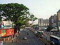 KNI Avenue and Minto Road intersect, Dhaka, 17 Apr, 2012.jpg