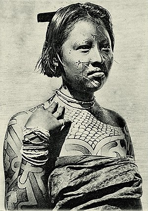 Kadiweu woman 1892.jpg