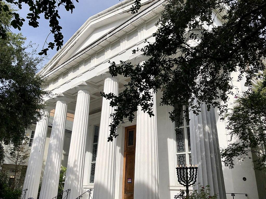 Kahal Kadosh Beth Elohim Synagogue, Charleston, SC (49330075568)