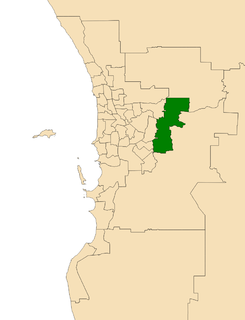 Electoral district of Kalamunda state electoral district of Western Australia