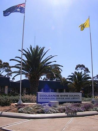 Kambalda, Western Australia - Kambalda Office and Library