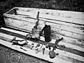 Kamp Amersfoort. Opgraving en identificatie en berging Kamp Amersfoort. Opgravi, Bestanddeelnr 901-1556.jpg
