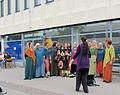 Kansanlaulukuoro Hytkyt - Keravapäivä 2013 IMG 3187 C.JPG