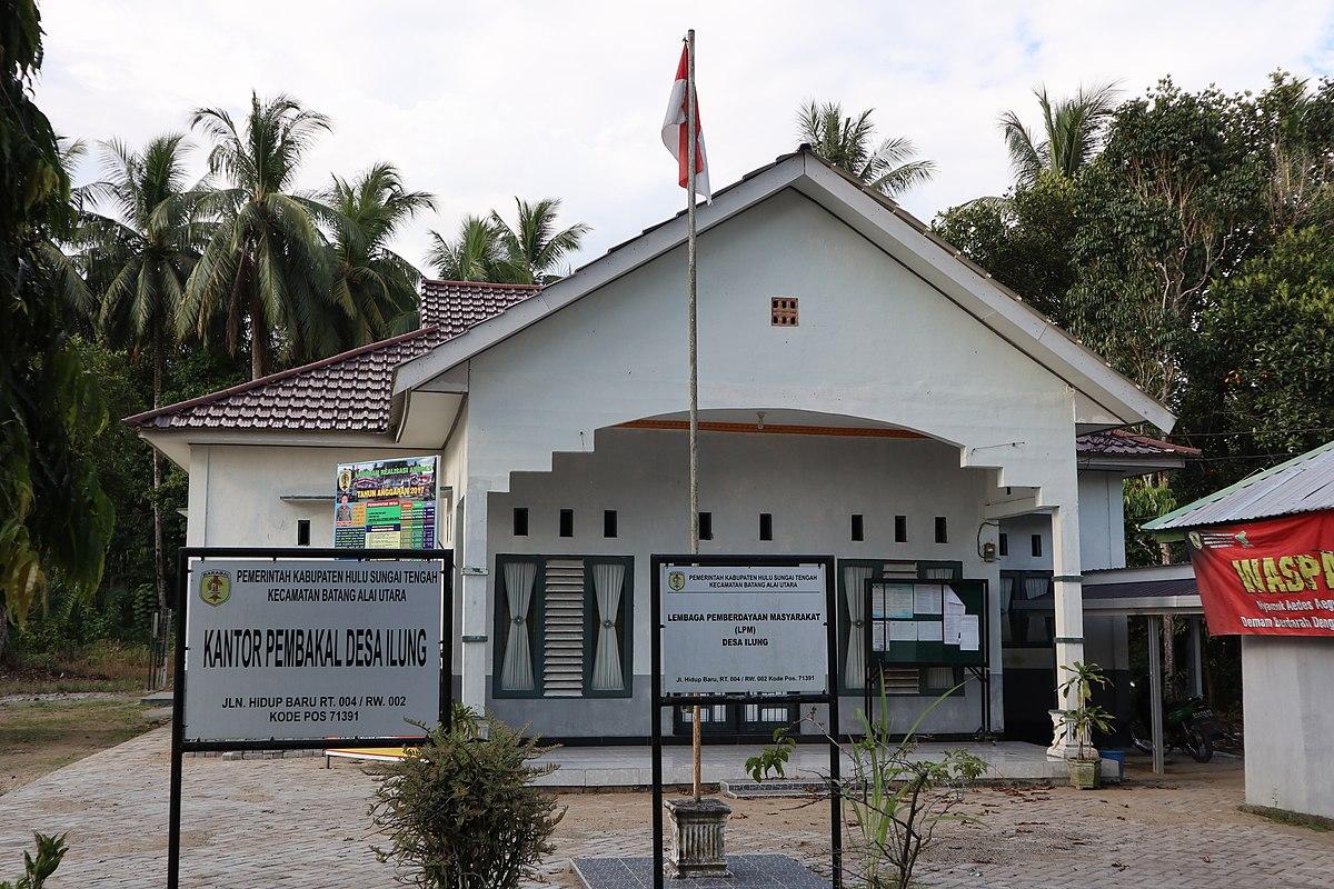 Ilung, Batang Alai Utara, Hulu Sungai Tengah - Wikipedia