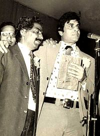 Kanwal Ziai with his friend Padam Shri Rajendra Kumar, kanwal-ziai.jpg
