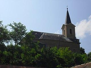 Karancsalja Place in Nógrád, Hungary