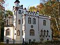 Karl-Marx-Str. 66, Lilienthal-Burg; Gästehaus der UFA; 2008.jpg
