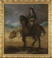 Karl X Gustav, 1622-1660, kung av Sverige, pfalzgreve av Zweibrücken i slaget vid J - Nationalmuseum - 15913.tif