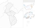 Karte Bezirk Brig 2013 blank.png