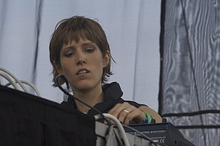 Kate Simko American electronic music producer from Chicago