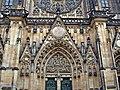 Katedrála sv. Víta, Veitsdom, Detail, Praha, Prague, Prag - panoramio.jpg