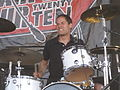 Kaumyar Delkash at Warped Tour 2010-08-10 01.jpg