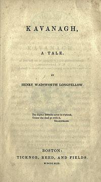 Kavanagh cover
