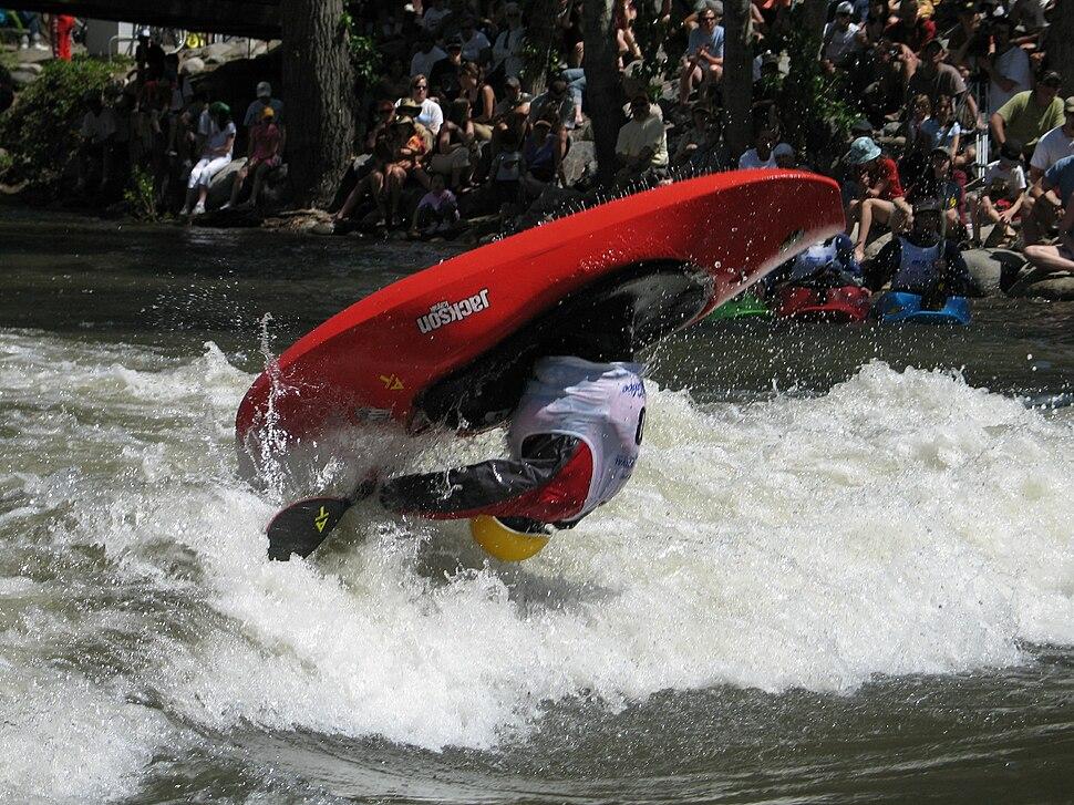 Kayaker Air Loop Reno