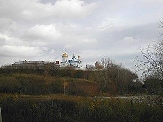 Zilant - Zilantaw hill with Zilantov Monastery