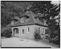Keasbey and Mattison Company, Executive's House, Carriage House, 7 Lindenwold Avenue, Ambler, Montgomery County, PA HABS PA,46-AMB,10K-1.tif