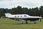 Keiheuvel Piper PA-46-350P Malibu Mirage-Jetprop DLX OO-PJM 02.JPG