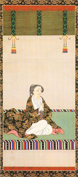 Tokugawa Tsunayoshi - Keishōin, Tsunayoshi's mother