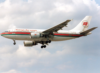 Kenya Airways Flight 431 2000 aviation accident