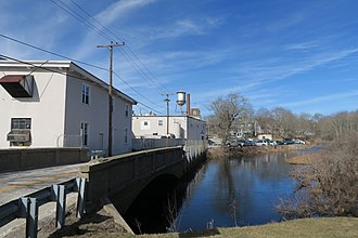 Kenyon, Rhode Island - Kenyon Industries