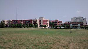 Keshav Mahavidyalaya - Campus of Keshav Mahavidyalaya