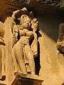 Khajuraho Female Figurine apsara , Sur Sundri.jpg