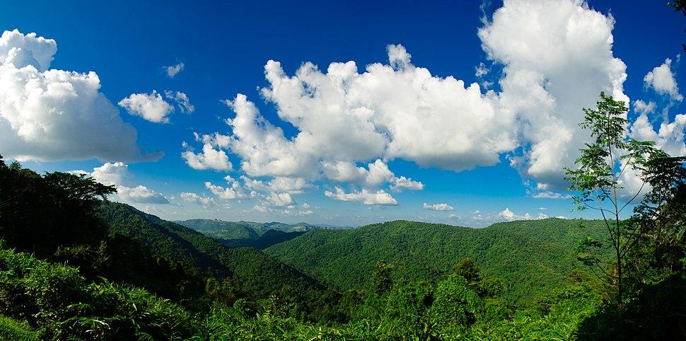 Khaoyai panorama2