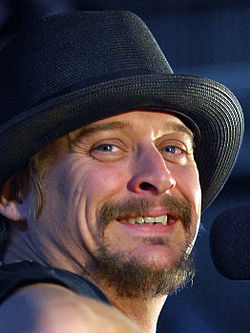 Kid Rock Hank Williams Jr F Word