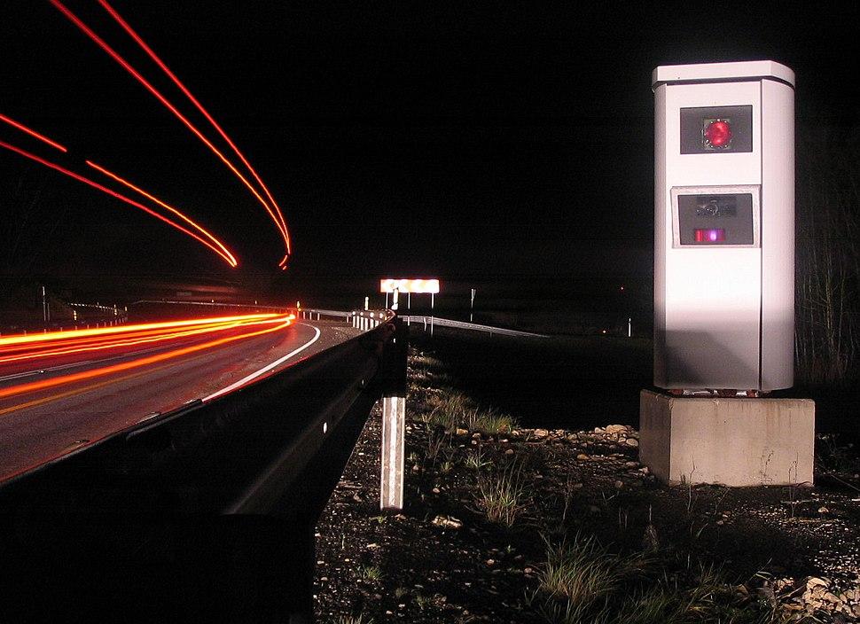 Kiiruskaamera Eestis 2012