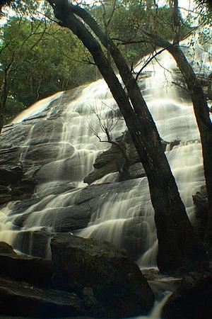 Kiliyur Falls - Kiliyur Falls
