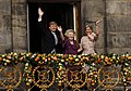 King Willem-Alexander, Princess Beatrix en Queen Maxima.jpg