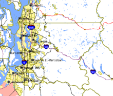 King County Washington Wikipedia