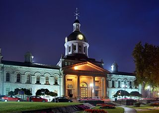 Kingston City Hall (Ontario) City hall