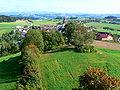 Kirchberg - Blick auf Ort und Burgstall.jpg