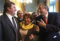 Kirchner recibió al intendente de Azul Omar Duclós.jpg