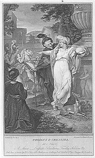 Pandarus character in Troilus and Cressida