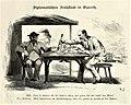 Kladderadatsch 1865 - Diplomatisches Frühstück in Biarritz.jpg