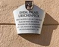 Klagenfurt Burggasse 15 Palais Urschenpeck Beschreibung 08082016 3559.jpg