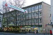 Kleinmarkthalle Frankfurt Osten entlaubt