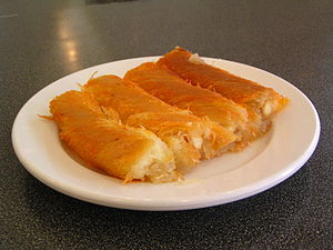 Kanafeh - mbrwma (twined) kanafeh