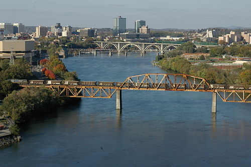 Knoxville bridges