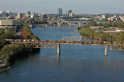 Knoxville bridges
