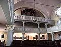 Kościół ewangelicko-augsburski w Tarnowskich Górach, wnętrze 1.jpg
