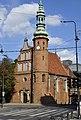 Kościół klasztorny klarysek, ob. par. p.w. MB Wniebowziętej, 1582 by AW.jpg