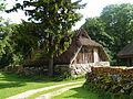 Koguva küla Sumari talu vankrikuur.JPG