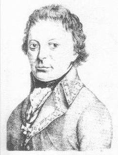 Konstantin Ghilian Karl dAspré austrian general