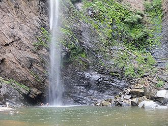 Agumbe - Koodlu Theertha Falls
